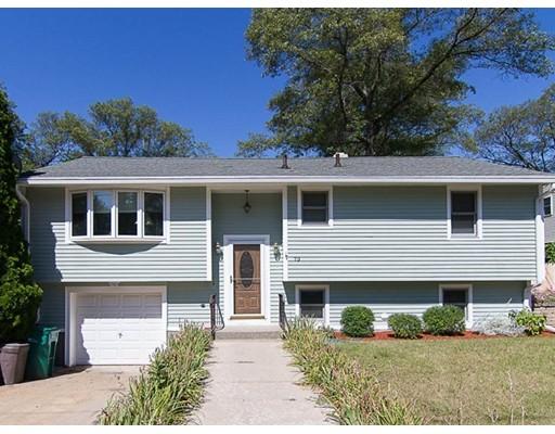 独户住宅 为 销售 在 73 Woodbine Street Attleboro, 马萨诸塞州 02703 美国