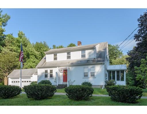 Частный односемейный дом для того Продажа на 88 Spofford Street Georgetown, Массачусетс 01833 Соединенные Штаты