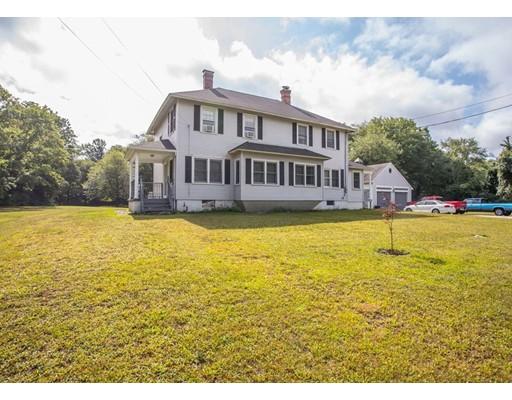 Частный односемейный дом для того Продажа на 101 S Main Street 101 S Main Street Freetown, Массачусетс 02702 Соединенные Штаты
