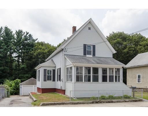 独户住宅 为 销售 在 57 Carpenter Street Attleboro, 马萨诸塞州 02703 美国