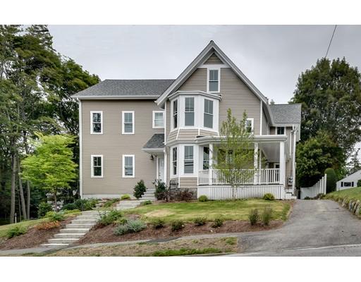 Condominium for Sale at 128 North Avenue Natick, Massachusetts 01760 United States