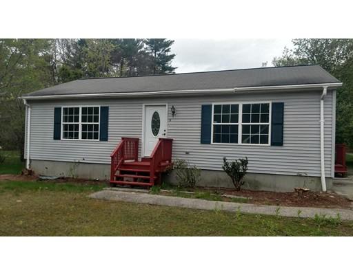 Appartement en copropriété pour l Vente à 9 Robin Drive Douglas, Massachusetts 01516 États-Unis