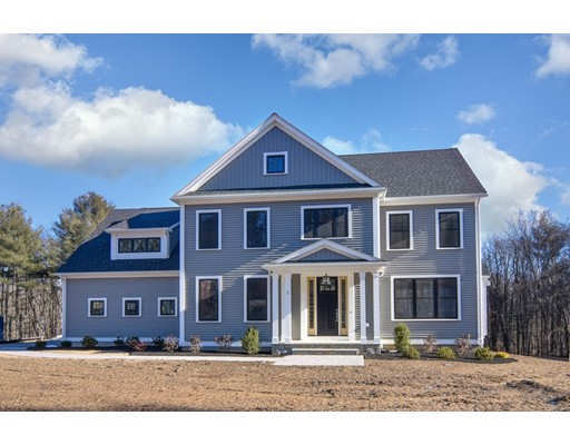 Single Family Home for Sale at 2 Saddle Hill Road 2 Saddle Hill Road Hopkinton, Massachusetts 01748 United States