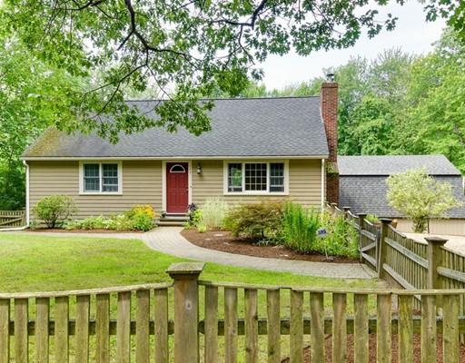 Casa Unifamiliar por un Venta en 33 Craggs Road Harvard, Massachusetts 01451 Estados Unidos