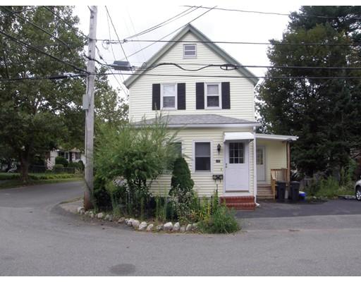 Maison unifamiliale pour l Vente à 147 Harding Terrace Dedham, Massachusetts 02026 États-Unis
