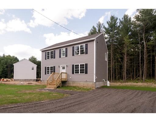 واحد منزل الأسرة للـ Sale في 1090 Westminster Hill Road Fitchburg, Massachusetts 01420 United States