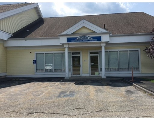 Commercial for Rent at 497 Main Street 497 Main Street Groton, Massachusetts 01450 United States