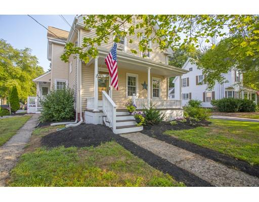 Частный односемейный дом для того Продажа на 193 Whitman Street East Bridgewater, Массачусетс 02333 Соединенные Штаты
