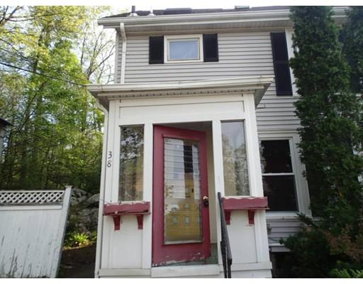 Condominio por un Venta en 38 Prospect Street Hopedale, Massachusetts 01747 Estados Unidos