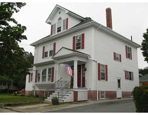 Single Family Home for Sale at 213 Mount Pleasant Street New Bedford, Massachusetts 02746 United States