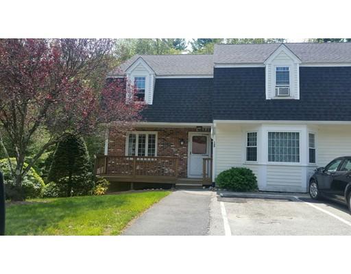 Appartement en copropriété pour l Vente à 122 Eagle Drive Douglas, Massachusetts 01516 États-Unis