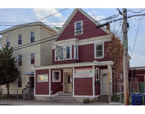 多户住宅 为 销售 在 55 Springfield Lawrence, 马萨诸塞州 01843 美国