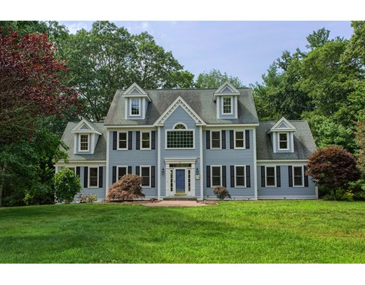 Casa Unifamiliar por un Venta en 21 Bishops Way North Reading, Massachusetts 01864 Estados Unidos
