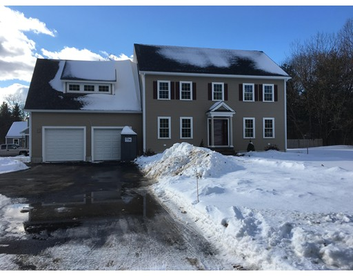Single Family Home for Sale at 66 West Prescott Street Westford, Massachusetts 01886 United States