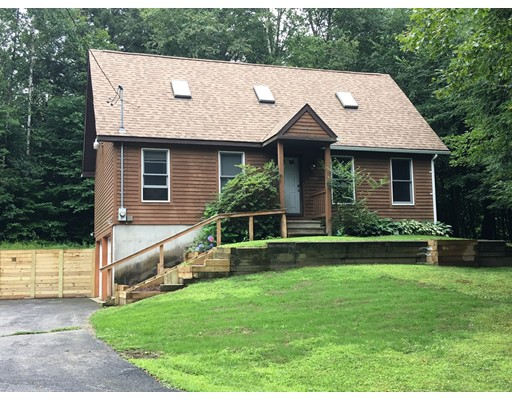 Single Family Home for Sale at 18 Plainfield Road Cummington, Massachusetts 01026 United States