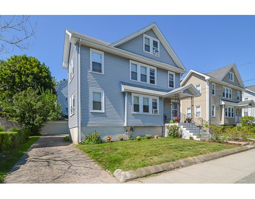 Casa Multifamiliar por un Venta en 16 Kimball Road 16 Kimball Road Watertown, Massachusetts 02472 Estados Unidos