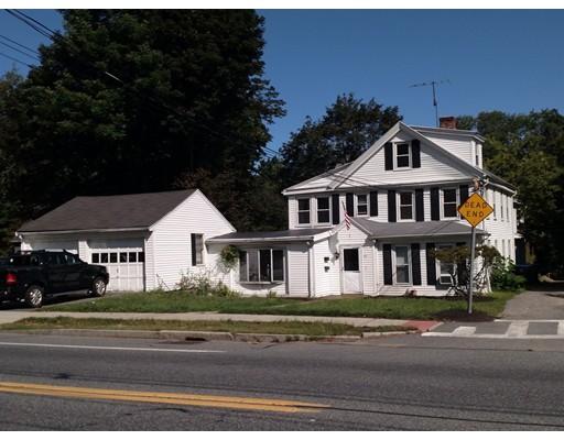 Maison avec plusieurs logements pour l Vente à 57 WEST CENTRAL Street 57 WEST CENTRAL Street Natick, Massachusetts 01760 États-Unis