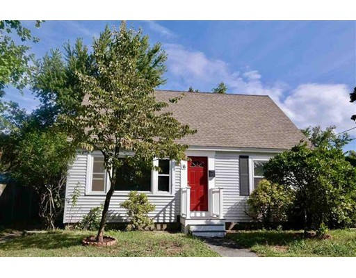 独户住宅 为 销售 在 6 Booth Street 6 Booth Street Nashua, 新罕布什尔州 03060 美国