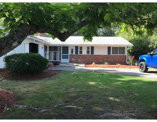 Single Family Home for Rent at 28 Savoy Road Framingham, Massachusetts 01701 United States