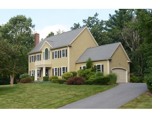 Casa Unifamiliar por un Venta en 4 Sandy Ridge Road Sterling, Massachusetts 01564 Estados Unidos