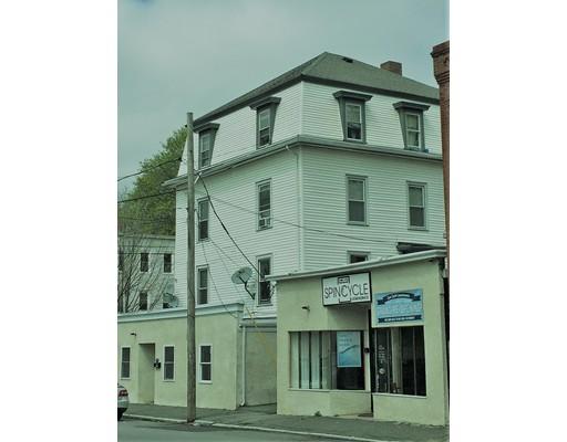 Многосемейный дом для того Продажа на 103 Cedar Street Haverhill, Массачусетс 01830 Соединенные Штаты