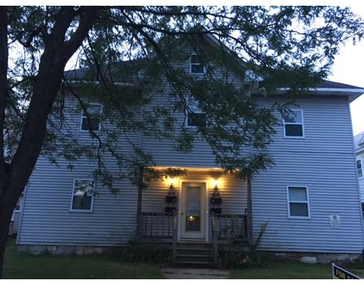 Maison avec plusieurs logements pour l Vente à 64 Maplewood Avenue Pittsfield, Massachusetts 01201 États-Unis