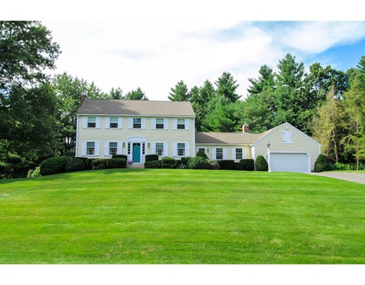 Single Family Home for Sale at 9 Butternut Road Westford, Massachusetts 01886 United States