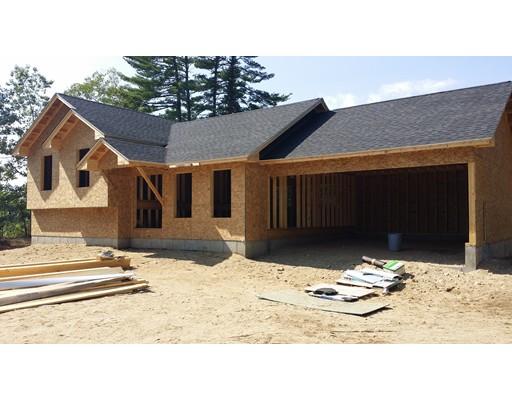 独户住宅 为 销售 在 Glance Road 温厄姆, 新罕布什尔州 03087 美国