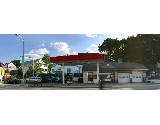 商用 为 销售 在 474 Ferry Street 474 Ferry Street Everett, 马萨诸塞州 02149 美国