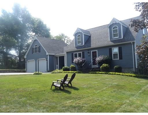 Casa Unifamiliar por un Venta en 207 Cook Road Templeton, Massachusetts 01468 Estados Unidos