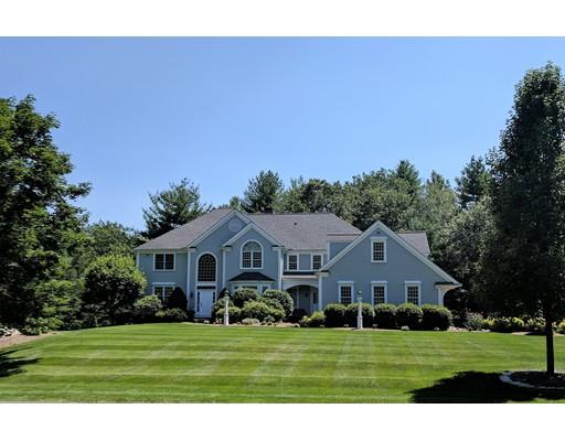 Maison unifamiliale pour l Vente à 34 Meachen Lane 34 Meachen Lane Sudbury, Massachusetts 01776 États-Unis