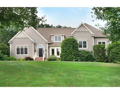 Single Family Home for Sale at 25 Overlook Drive Bedford, Massachusetts 01730 United States