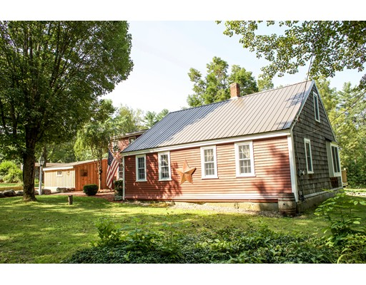 Single Family Home for Sale at 59 Bemis Road 59 Bemis Road Winchendon, Massachusetts 01475 United States