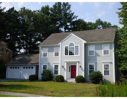 Single Family Home for Sale at 6 Meadowcrest Lane Chelmsford, Massachusetts 01824 United States