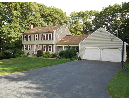 Single Family Home for Sale at 5 Blacksmith 5 Blacksmith Cumberland, Rhode Island 02864 United States