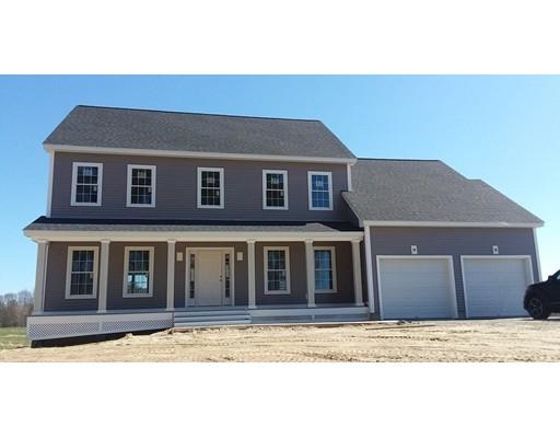 Maison unifamiliale pour l Vente à 72 Washington Street 72 Washington Street Northbridge, Massachusetts 01534 États-Unis