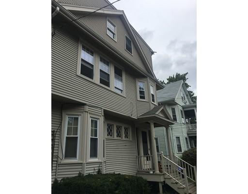 Частный односемейный дом для того Аренда на 39 Sheafe Street 39 Sheafe Street Brookline, Массачусетс 02467 Соединенные Штаты