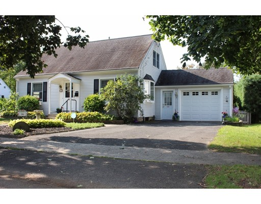 Single Family Home for Sale at 36 Cooke Street 36 Cooke Street Greenfield, Massachusetts 01301 United States