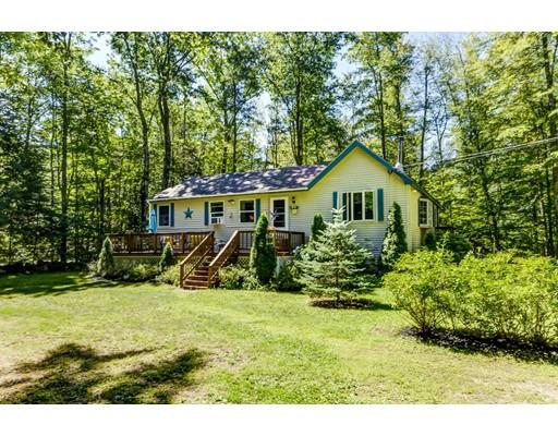 Casa Unifamiliar por un Venta en 16 Lakeshore Drive 16 Lakeshore Drive Middleton, Nueva Hampshire 03887 Estados Unidos
