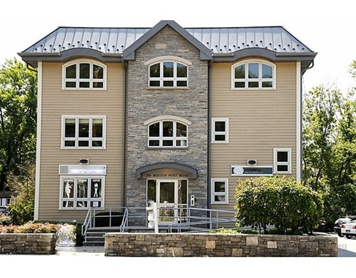 商用 为 出租 在 241 Boston Post Road, Suite 3A 241 Boston Post Road, Suite 3A 韦兰, 马萨诸塞州 01778 美国
