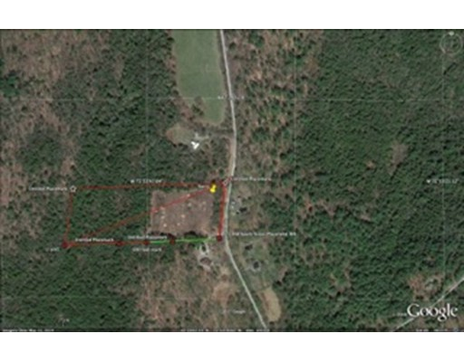 Land for Sale at 23 Old South Street 23 Old South Street Plainfield, Massachusetts 01070 United States
