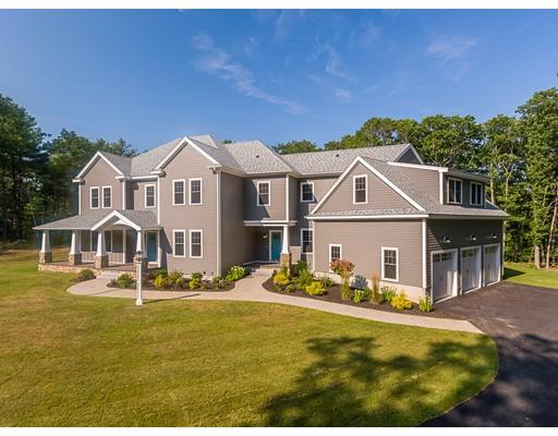 Частный односемейный дом для того Продажа на 2 Miles River Lane 2 Miles River Lane Wenham, Массачусетс 01984 Соединенные Штаты