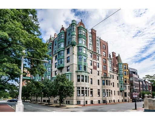 10 Charlesgate East 402, Boston, MA 02115