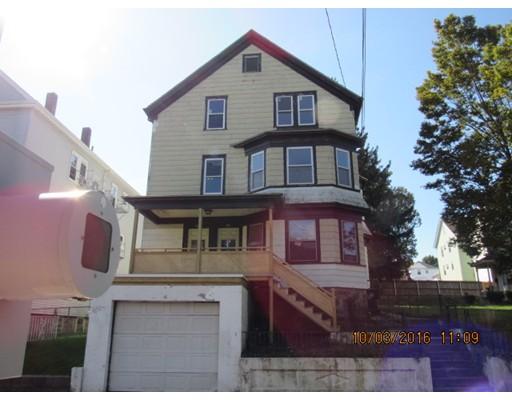 Single Family Home for Rent at 187 Osborn Street Fall River, Massachusetts 02724 United States