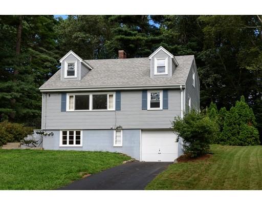 Casa Unifamiliar por un Venta en 308 OLD CONNECTICUT PATH Wayland, Massachusetts 01778 Estados Unidos
