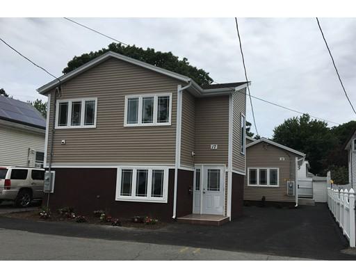 Single Family Home for Rent at 17 Oak Island Rd #0 17 Oak Island Rd #0 Revere, Massachusetts 02151 United States