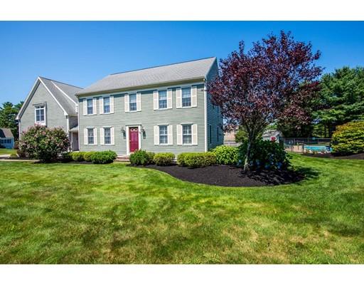 Maison unifamiliale pour l Vente à 53 Tall Timbers Lane 53 Tall Timbers Lane Kingston, Massachusetts 02364 États-Unis