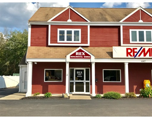 Commercial for Rent at 447 Broadway 447 Broadway Taunton, Massachusetts 02780 United States