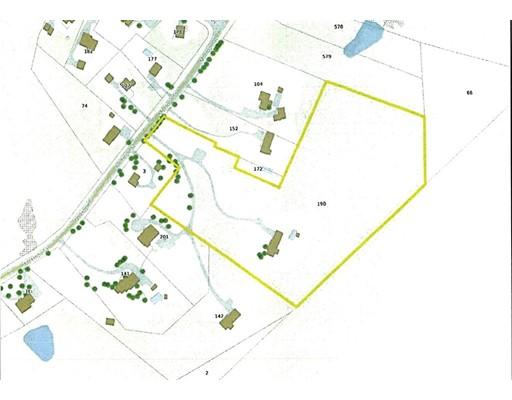Terrain pour l Vente à Address Not Available North Attleboro, Massachusetts 02760 États-Unis