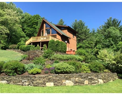 Casa Unifamiliar por un Venta en 367 Hoosac Road Conway, Massachusetts 01341 Estados Unidos